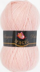 Пряжа Magic Angora Delicate цвет 1122 чайная роза